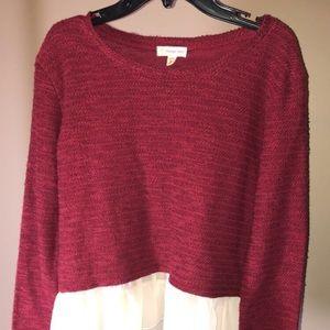 🦋Tucker and Tate sweater